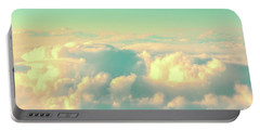 Flying Portable Battery Charger by Delphimages Photo Creations