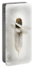 Flying Feathers Portable Battery Charger