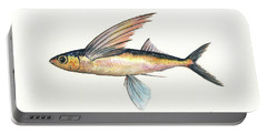 Flying Fish Portable Battery Charger
