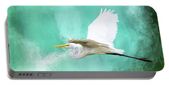 Flying High Portable Battery Charger by Cyndy Doty