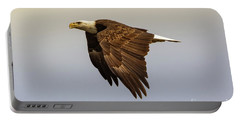 Flying High Portable Battery Charger by John Roberts