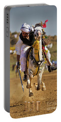 Flying Horse Portable Battery Charger