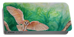 Flying Owl Portable Battery Charger
