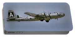 Flying Superfortress Portable Battery Charger by Pat Cook
