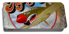 Flying Tigers Portable Battery Charger