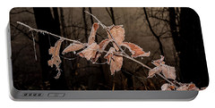 Fog And Frost Portable Battery Charger