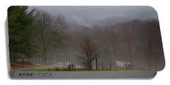 Foggy Day Portable Battery Charger