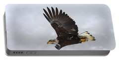 Foggy Flight Portable Battery Charger