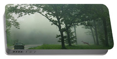 Foggy Ford Portable Battery Charger