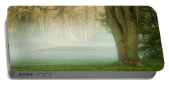 Foggy Morning Portable Battery Charger