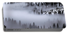 Foggy Mountain Pass Portable Battery Charger