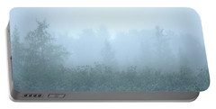 Foggy Perspective Portable Battery Charger