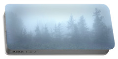 Foggy Spruce Portable Battery Charger
