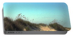 Folly Beach Sc Dunes Portable Battery Charger