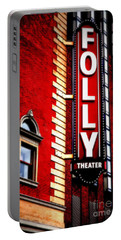 Folly Theater Portable Battery Charger