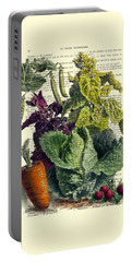 Food Art Portable Battery Charger