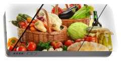 Food Collection Portable Battery Charger