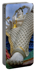 Foot Of Buddha Portable Battery Charger