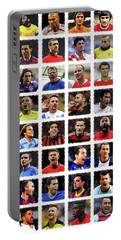Football Legends Portable Battery Charger