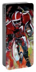 Football Run Portable Battery Charger