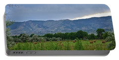 Foothills Of Fort Collins Portable Battery Charger