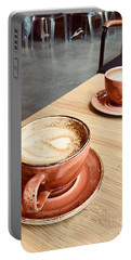 For The Love Of Coffee Portable Battery Charger