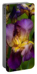 For The Love Of Iris Portable Battery Charger