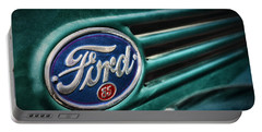 Ford 85 Portable Battery Charger by Caitlyn Grasso