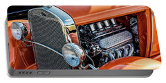 Portable Battery Charger featuring the photograph Ford Coupe II by Brad Allen Fine Art