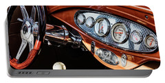 Portable Battery Charger featuring the photograph Ford Coupe IIi by Brad Allen Fine Art