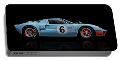 Ford Gt 40 Portable Battery Charger