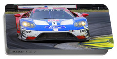 Ford Gt On Track Vir Portable Battery Charger