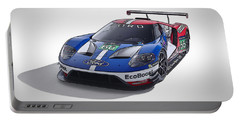 Ford Gt Portable Battery Charger