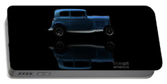 Ford Hot Rod Reflection Portable Battery Charger