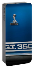 Ford Mustang G.t. 350 Cobra Portable Battery Charger