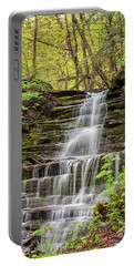 Forest Cascade Portable Battery Charger