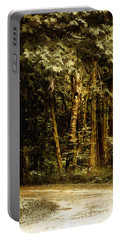 Forest Curve Portable Battery Charger