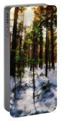 Forest Dawn Portable Battery Charger