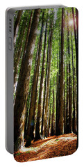 Forest Glade Portable Battery Charger by Marion Cullen