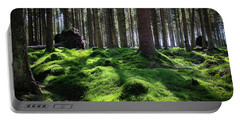 Forest Of Verdacy Portable Battery Charger