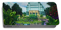Forest Park Jewel Box Portable Battery Charger