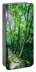 Forest Path Portable Battery Charger