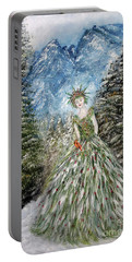 Forest Princess Portable Battery Charger