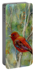 Forest Serenity Portable Battery Charger