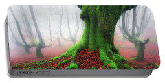 Forest Speeches Portable Battery Charger