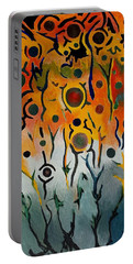 Forest Spirits Portable Battery Charger
