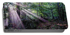 Forest Sunbeams Portable Battery Charger