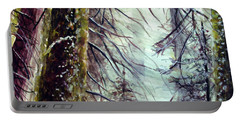 Forest Talk Portable Battery Charger