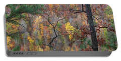 Forest Portable Battery Charger by Tim Fitzharris