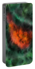 Forest Under Fire Portable Battery Charger